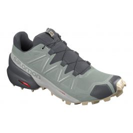 Pánské běžecké boty Salomon Speedcross 5 - zelené