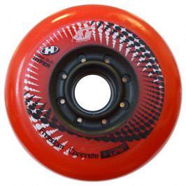 Inline kolečka Hyper Concrete+G Red 80 mm 4 ks