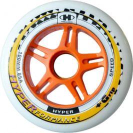 Inline kolečka Hyper Hyperformance+G 100 mm 8 ks