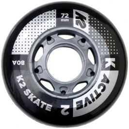 Inline kolečka K2 72 mm 8 ks