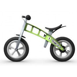Dětské odrážedlo First Bike Street zelené