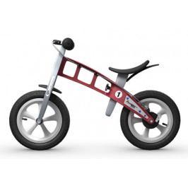 Dětské odrážedlo First Bike Street červené
