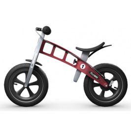 Dětské odrážedlo First Bike Racing červené