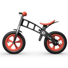 Dětské odrážedlo First Bike Limited Edition oranžové