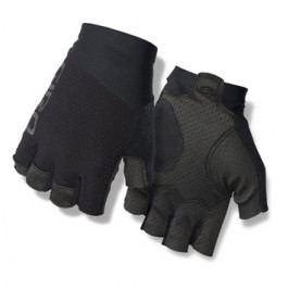 Pánské cyklistické rukavice GIRO Zero CS černé