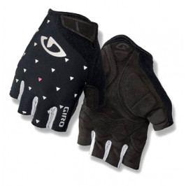 Dámské cyklistické rukavice GIRO Jag'ette černé