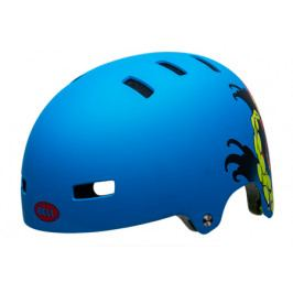 Dětská cyklistická helma BELL Span modrá 2017