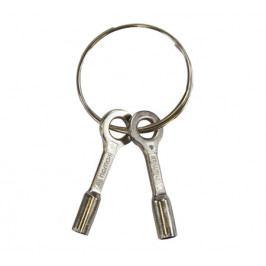 Klíčky Hamax 2ks - univerzální