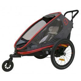 Dětský vozík Hamax Outback One šedá