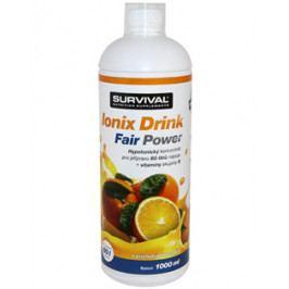 Energetický iontový nápoj Survival Ionix Drink 1 L