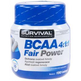 Survival BCAA 4:1:1 Fair Power 150 tbl