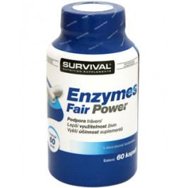 Survival Enzymes Fair Power 60 tbl