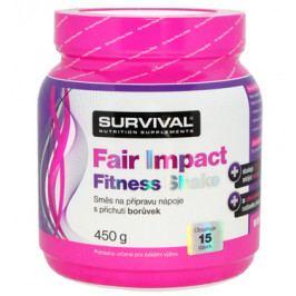Survival Fair Impact Fitness Shake 450 g