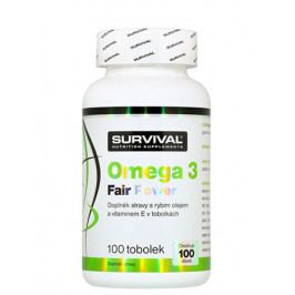 Survival Omega 3 Fair Power 100 tbl