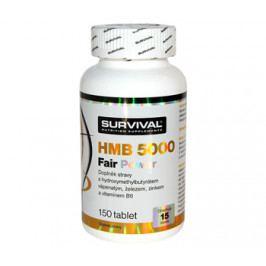 Survival HMB 5000 Fair Power 150 tbl
