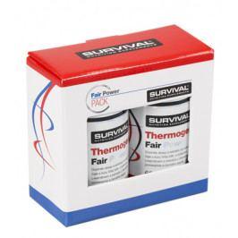 Balíček Survival nedávej tukům šanci Thermogenic 2x 60 tbl