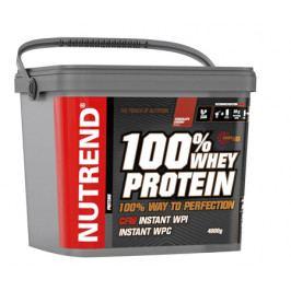 Nutrend 100% Whey Protein 4000 g