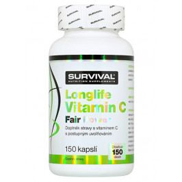 Survival Longlife Vitamin C Fair Power 150 tbl