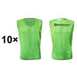 10x Rozlišovací dres SportObchod Junior