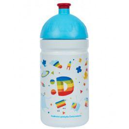 Zdravá lahev Déčko Svět 500 ml