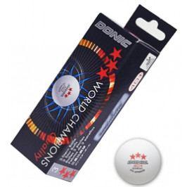 Plastové míčky Donic 40+ *** 3 ks