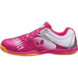 Dámská sálová obuv Butterfly Lezoline Groovy Pink