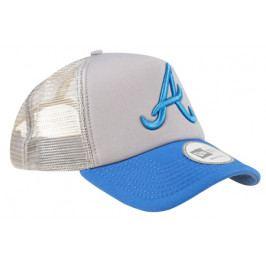 Kšiltovka New Era Trucker FL Poptonal MLB Atlanta Braves