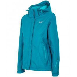 Dámská softshellová bunda 4F KUDN003 Turquoise