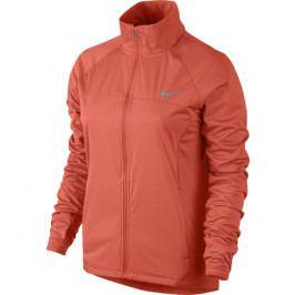 Dámská běžecká bunda Nike Shield FZ 2.0 Orange