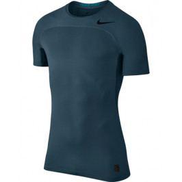 Pánské tričko Nike Pro Hypercool Top Blue
