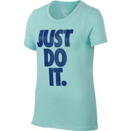 Dětské tričko Nike Dry Blue