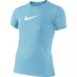 Dětské tričko Nike Dry Training Blue /White