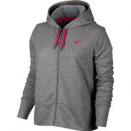 Dámská mikina Nike Dry Training Dk Grey Heather