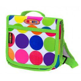 Micro batoh na koloběžku s klipem