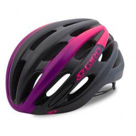 Giro Saga matte bright pink/black 2018