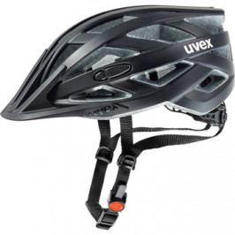 Uvex I-VO CC BLACK-SMOKE Matt 2018