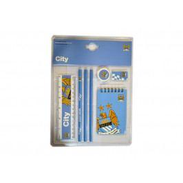 Kancelářská sada 7 ks Manchester City FC