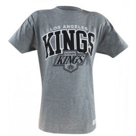 Pánské tričko Mitchell & Ness Team Arch NHL Los Angeles Kings