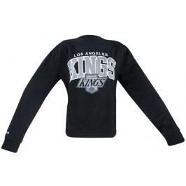Pánská mikina Mitchell & Ness Team Arch NHL Los Angeles Kings