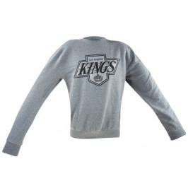 Pánská mikina Mitchell & Ness Team Logo NHL Los Angeles Kings
