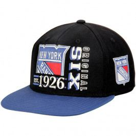 Kšiltovka CCM Original 6 NHL New York Rangers