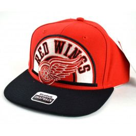 Kšiltovka Reebok Arched NHL Detroit Red Wings