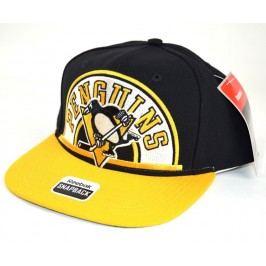 Kšiltovka Reebok Arched NHL Pittsburgh Penguins
