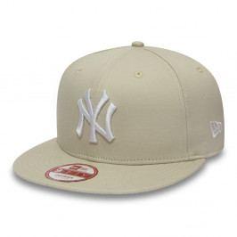 Kšiltovka New Era 9fifty League Essential MLB New York Yankees Stone