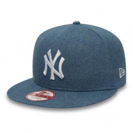 Kšiltovka New Era 9fifty Denim Esential Snap MLB New York Yankees Light Royal