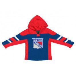 Dětská mikina s kapucí Old Time Hockey Drift NHL New York Rangers