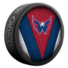 Puk Sher-Wood Stitch NHL Washington Capitals
