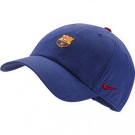 Kšiltovka Nike FC Barcelona Heritage86 Core tmavě modrá