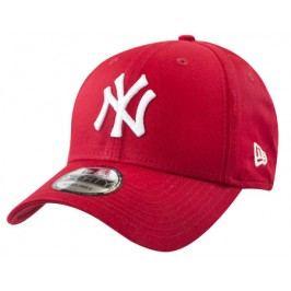 Kšiltovka New Era 9Forty MLB New York Yankees Red/White