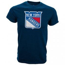 Dětské tričko Levelwear Core Logo NHL New York Rangers tmavě modré